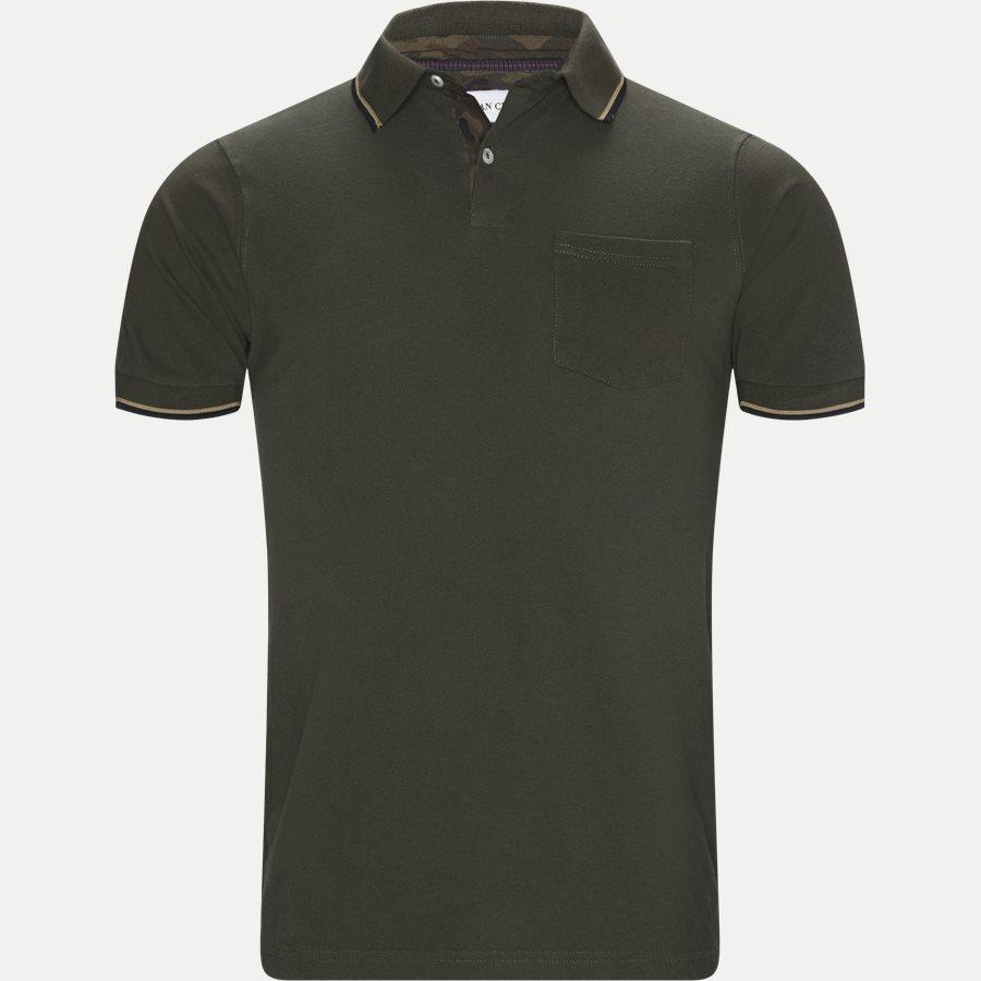 BAHAMAS - Bahamas Polo T-shirt - T-shirts - Regular - ARMY MEL - 1